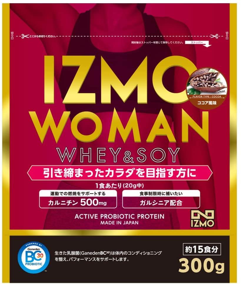 ALPRON(アルプロン) IZMO ウーマンプロテインの商品画像