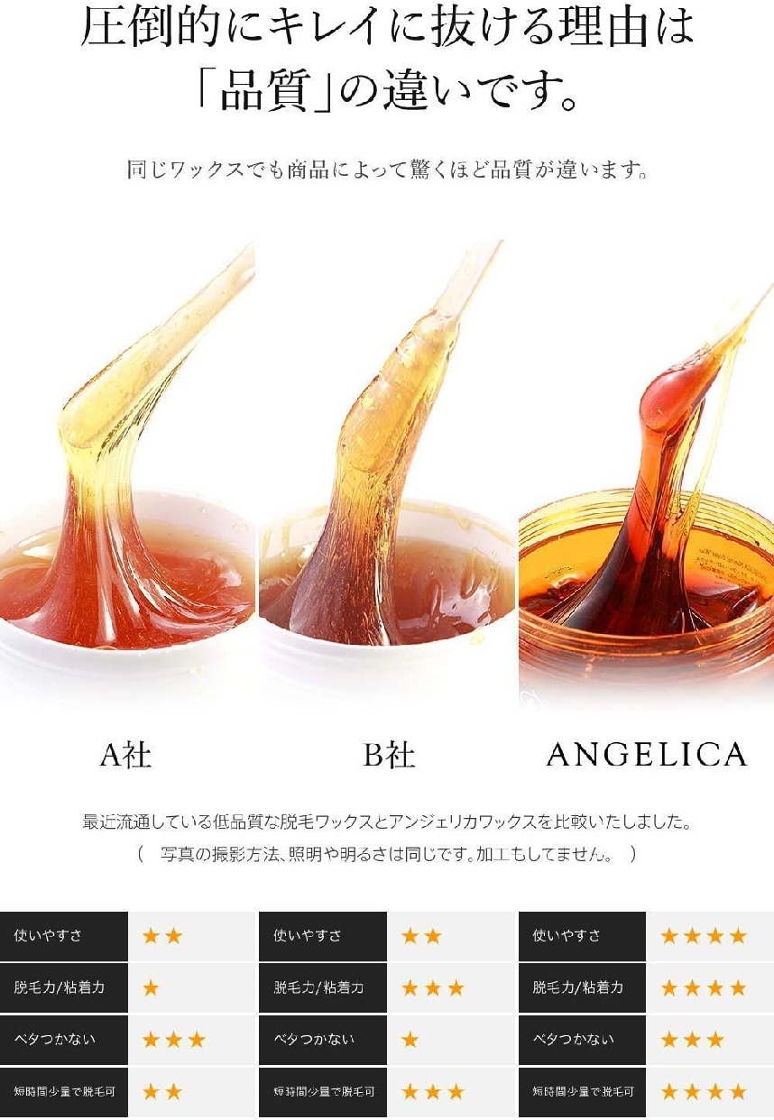 ANGELICA for MEN(アンジェリカ フォー メン)スターターキット メンズ用の商品画像8