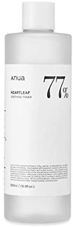 ANUA(アウナ) HEARTLEAF 77% SOOTHING TONER
