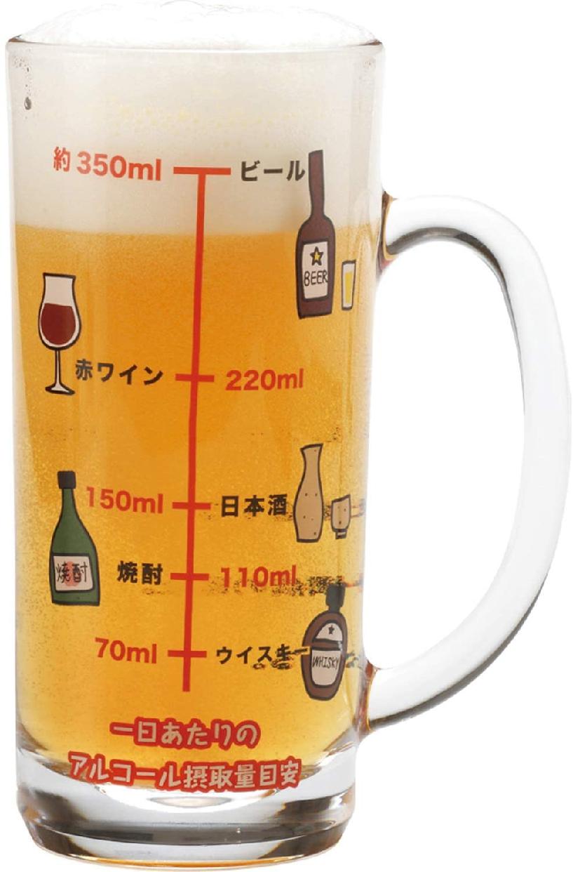 サンアート アルコール摂取適量 ジョッキSAN1982の商品画像3
