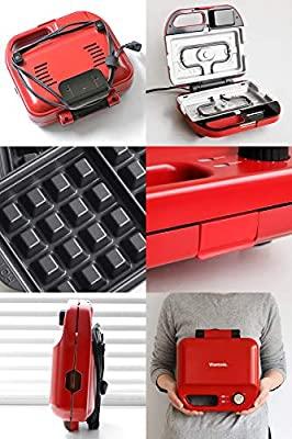 Vitantonio(ビタントニオ) ワッフル&ホットサンドベーカー VWH-50の商品画像4