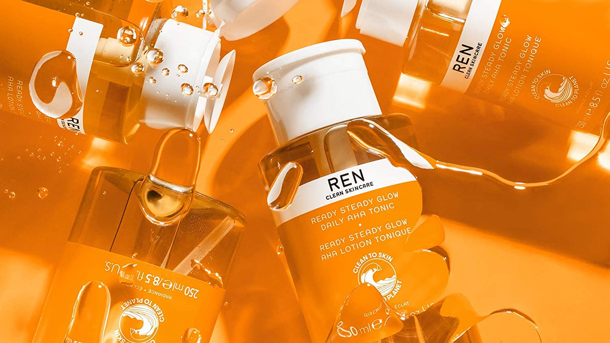 REN Clean Skincare(レンクリーンスキンケア) レディー ステディー グロー デイリー AHA トニックの商品画像8