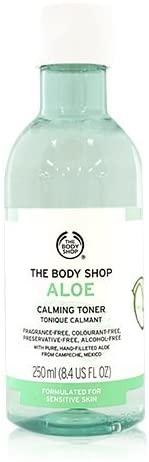 THE BODY SHOP(ザボディショップ) カーミング トナー ALの商品画像