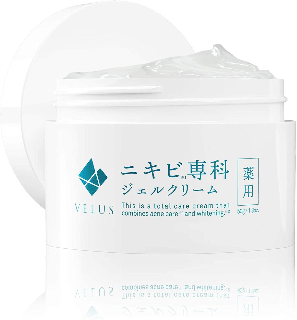 VELUS(ベルス) ニキビ専科【薬用】ジェルクリームの商品画像