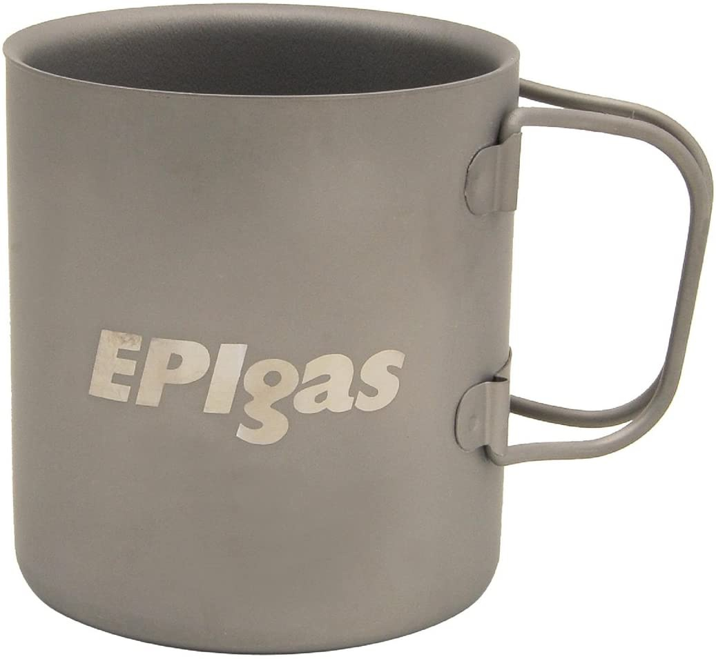 EPIgas(イーピーアイガス) ダブルウォールチタンマグ T-8104の商品画像