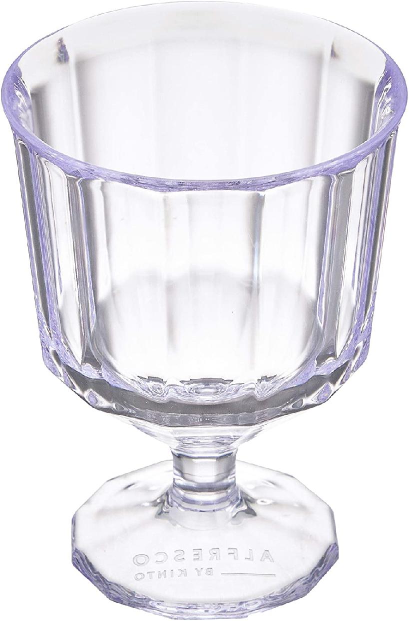 KINTO(キントー) ALFRESCO ワイングラス 250ml 20737 20736 スモークの商品画像3
