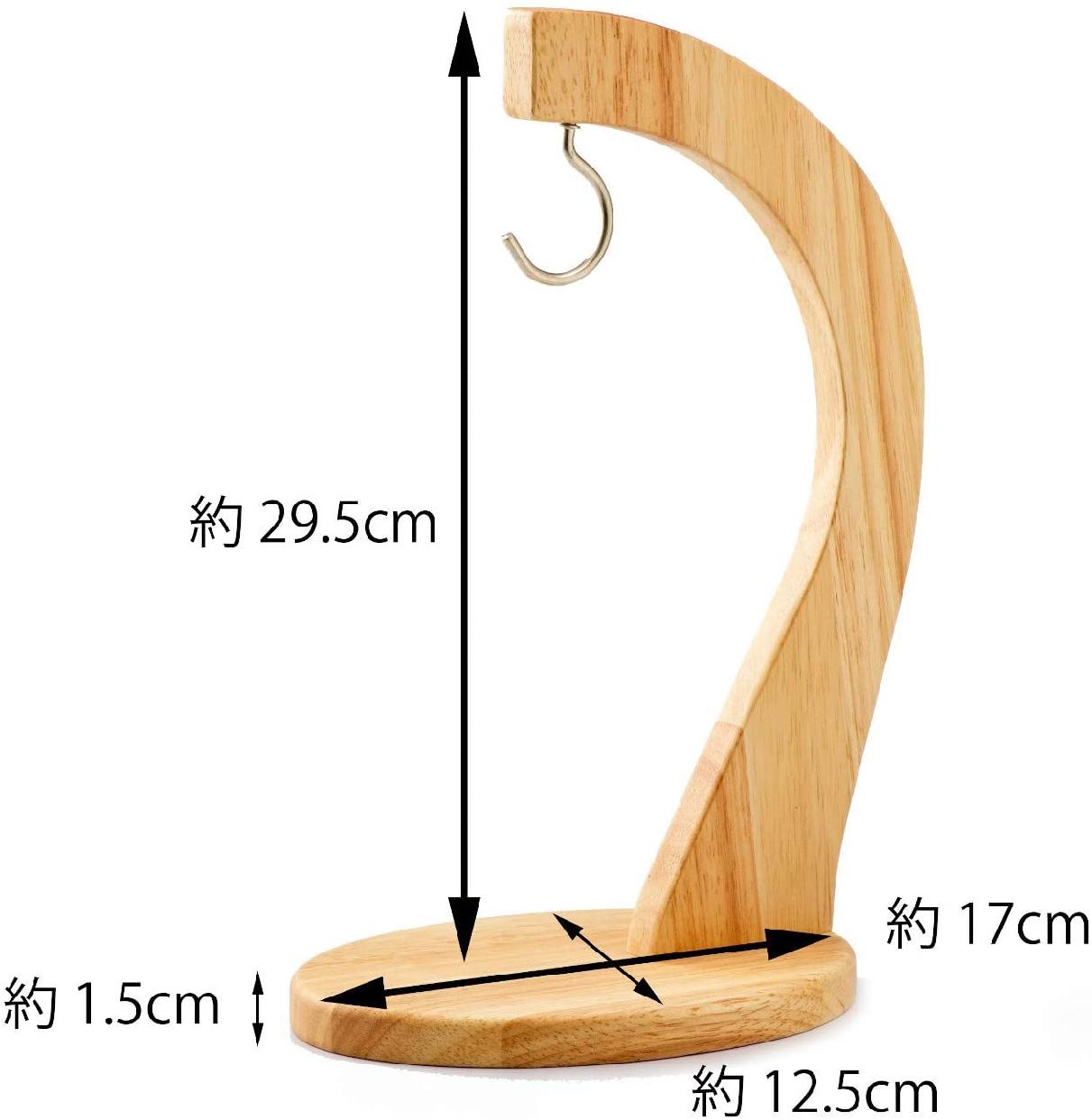 SWANSON(スワンソン)木製バナナスタンド  LF-050の商品画像2