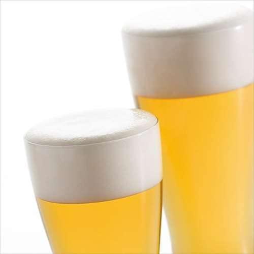ADERIA(アデリア) 薄吹き ビアグラスの商品画像2