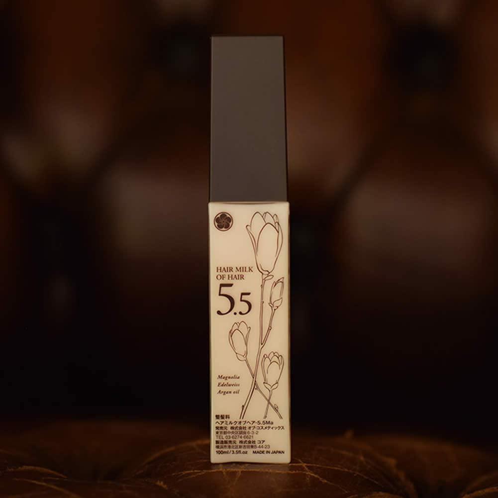 Of cosmetics(オブ・コスメティックス) ヘアミルクオブヘア・5.5Maの商品画像7