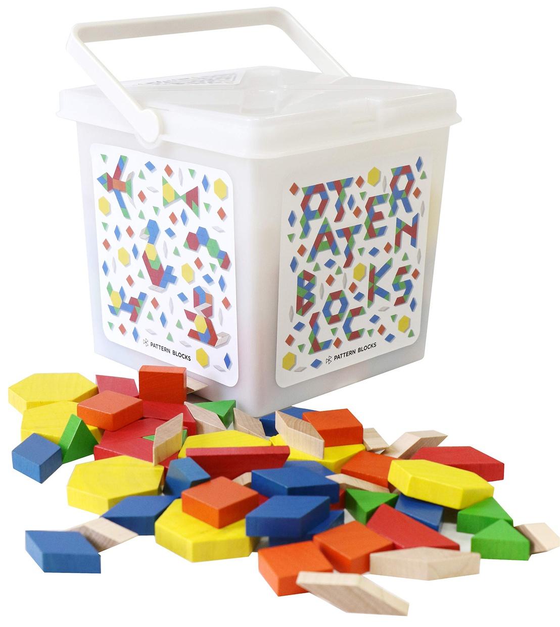 東洋館出版社 パターンブロック タスクカードセットの商品画像2