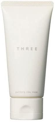 THREE(スリー) ピュリファイング クレイマスク