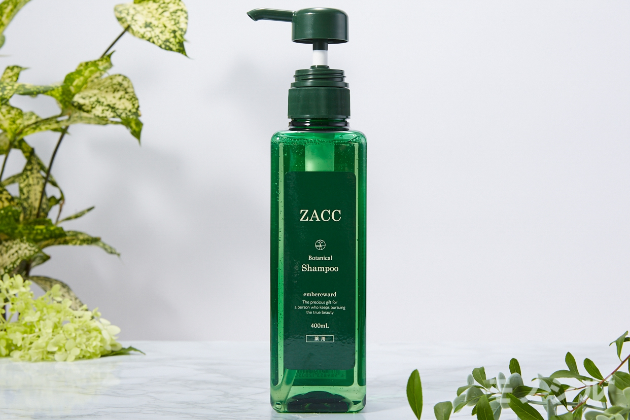 ZACC(ザック) ボタニカルスカルプ シャンプーの商品画像