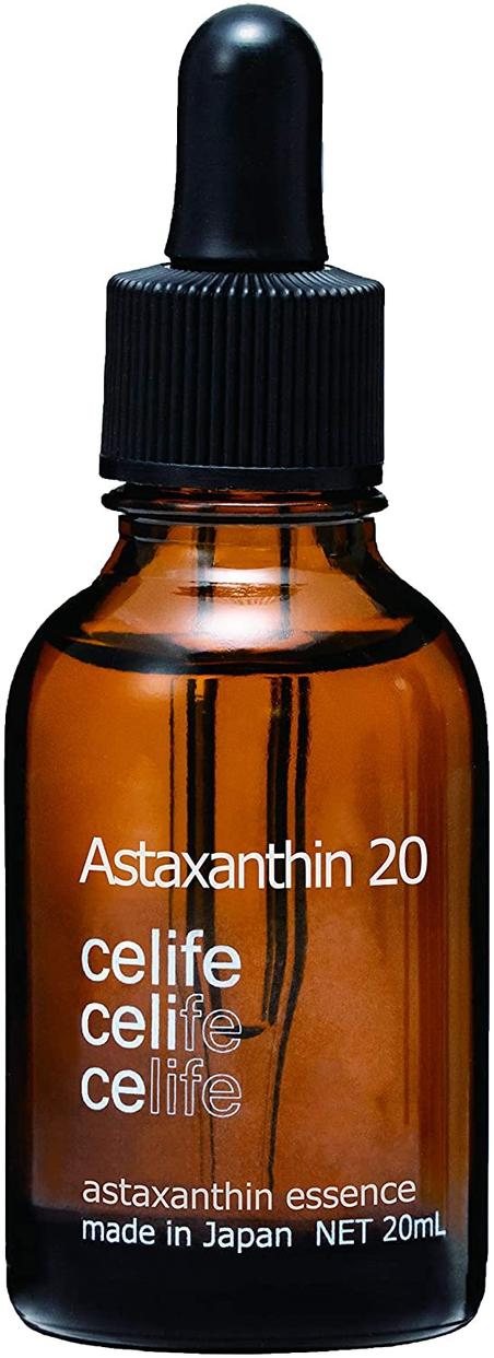 celife(セライフ) アスタキサンチン配合美容液 アスタキサンチン20