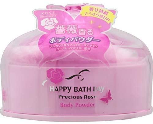 HAPPY BATH DAY Precious Rose(ハッピーバスディ プレシャスローズ) ボディパウダー Nの商品画像2