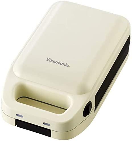 Vitantonio(ビタントニオ)厚焼きホットサンドベーカー gooood(グード)VHS-10-EG(エッグ)の商品画像
