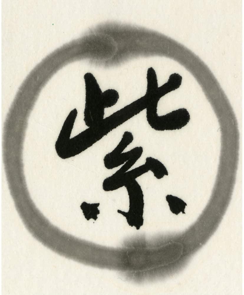 呉竹 書芸呉竹 紫紺 BB1-180の商品画像4