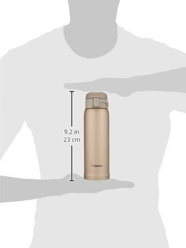 象印(ZOJIRUSHI) ステンレスマグ TUFF ワンタッチタイプ 0.48L SMSE48_NZの商品画像6
