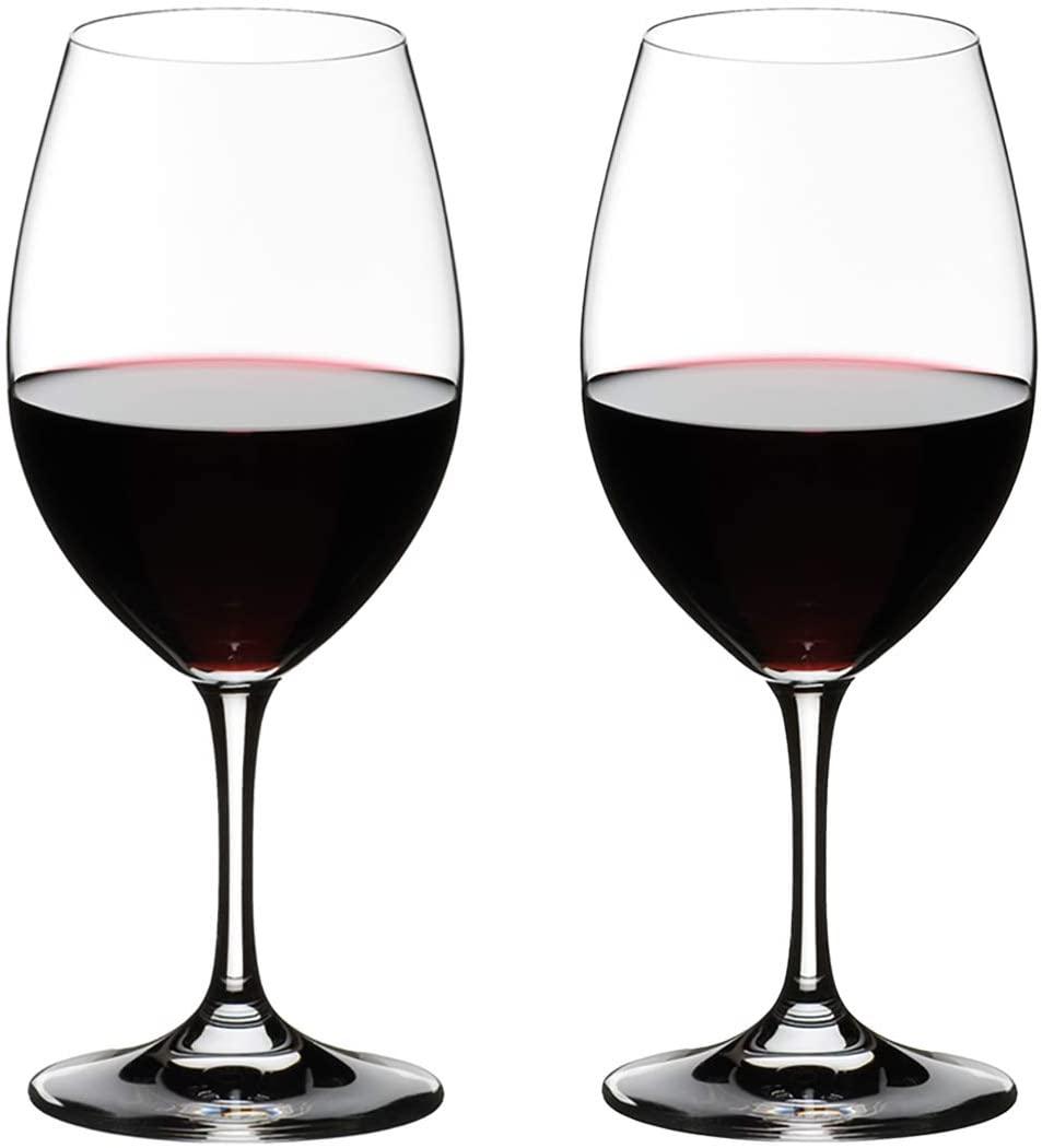 RIEDEL(リーデル) <オヴァチュア>レッドワイン(2個入) 6408/00 クリアの商品画像