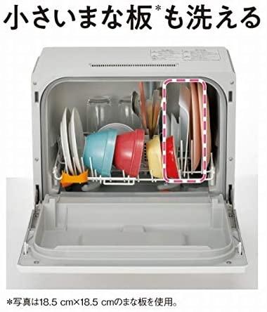 Panasonic(パナソニック) 食器洗い乾燥機 NP-TCM4-Wの商品画像5