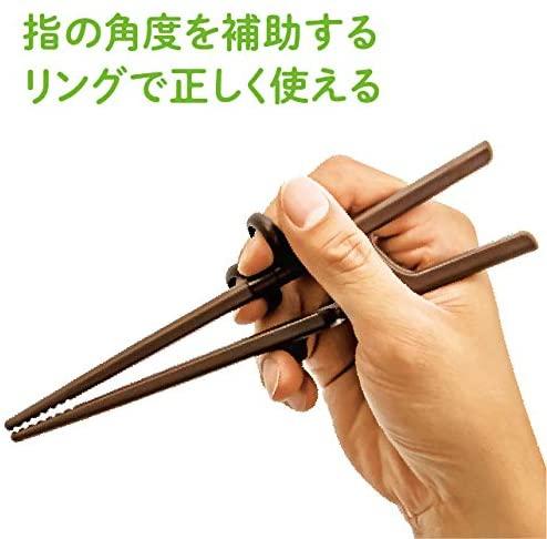 EDISON(エジソン) 【右手用】お箸Ⅲ 20cm KJ103271の商品画像5