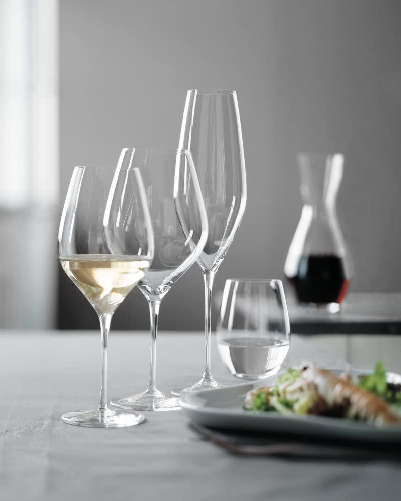 HOLMEGAARD(ホルムガード) CABERNET カベルネ ワイングラス<6客セット> 350ml 4303382 クリアの商品画像3