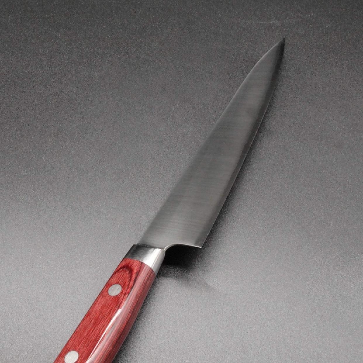 高村刃物製作所(タカムラハモノセイサクショ) ステンレス粉末ハイス鋼 ペティナイフ 150mmの商品画像8