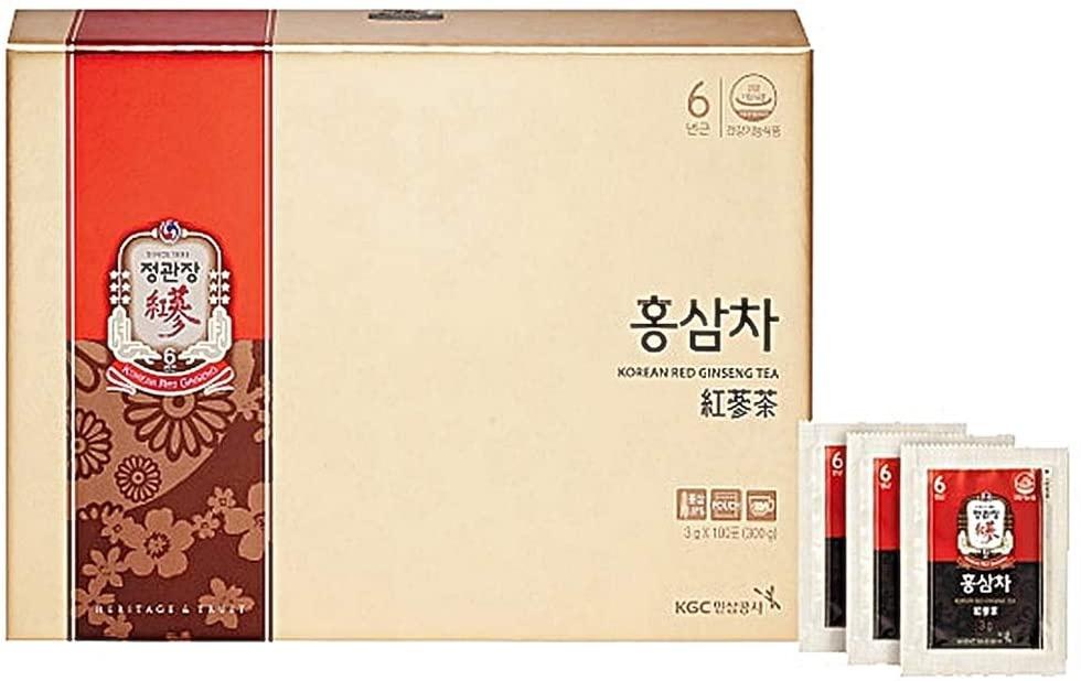 正官庄 紅参茶の商品画像