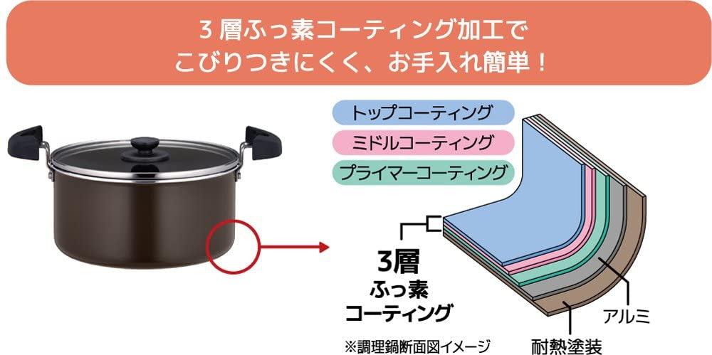 THERMOS(サーモス) シャトルシェフ保温調理鍋 KBJ3000の商品画像3