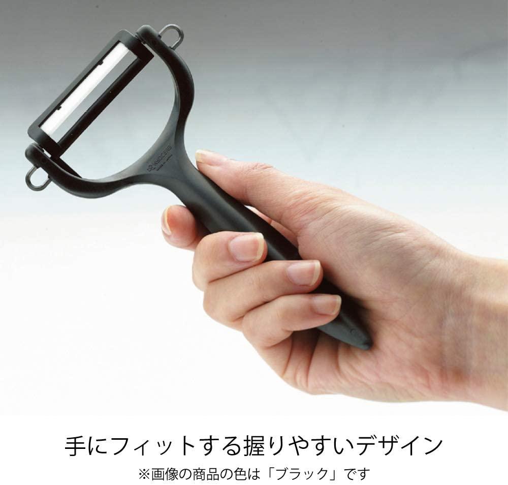 京セラ(KYOCERA) ファイン セラミックピーラーの商品画像3