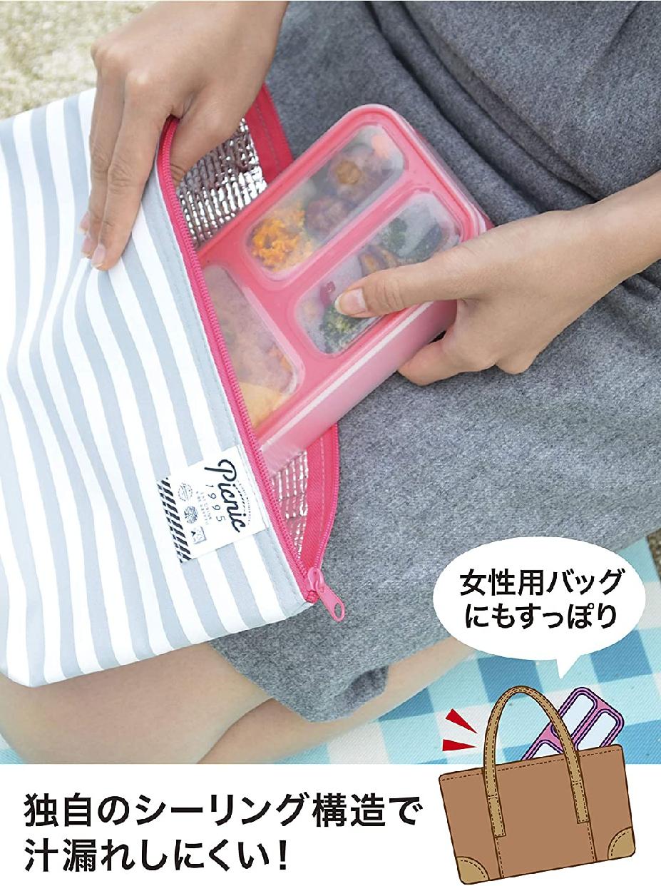 CB JAPAN(シービージャパン) 薄型弁当箱 フードマン ミニの商品画像3