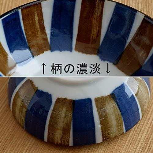 Tableware East(テーブルウェアイースト) 中鉢 青茶サビ十草の商品画像8
