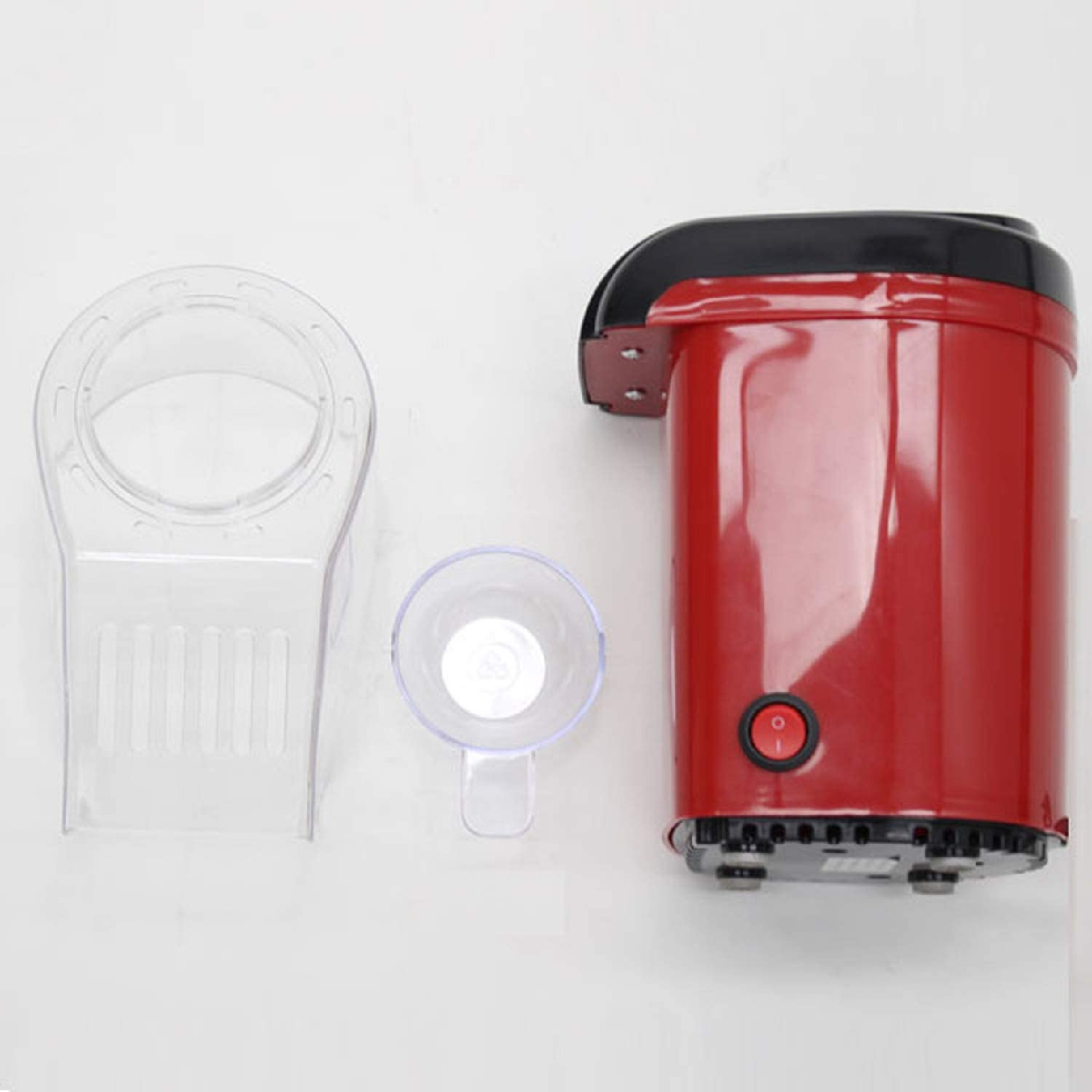 ROOMMATE(ルームメイト) ポップコーンメーカー i001 レッドの商品画像5