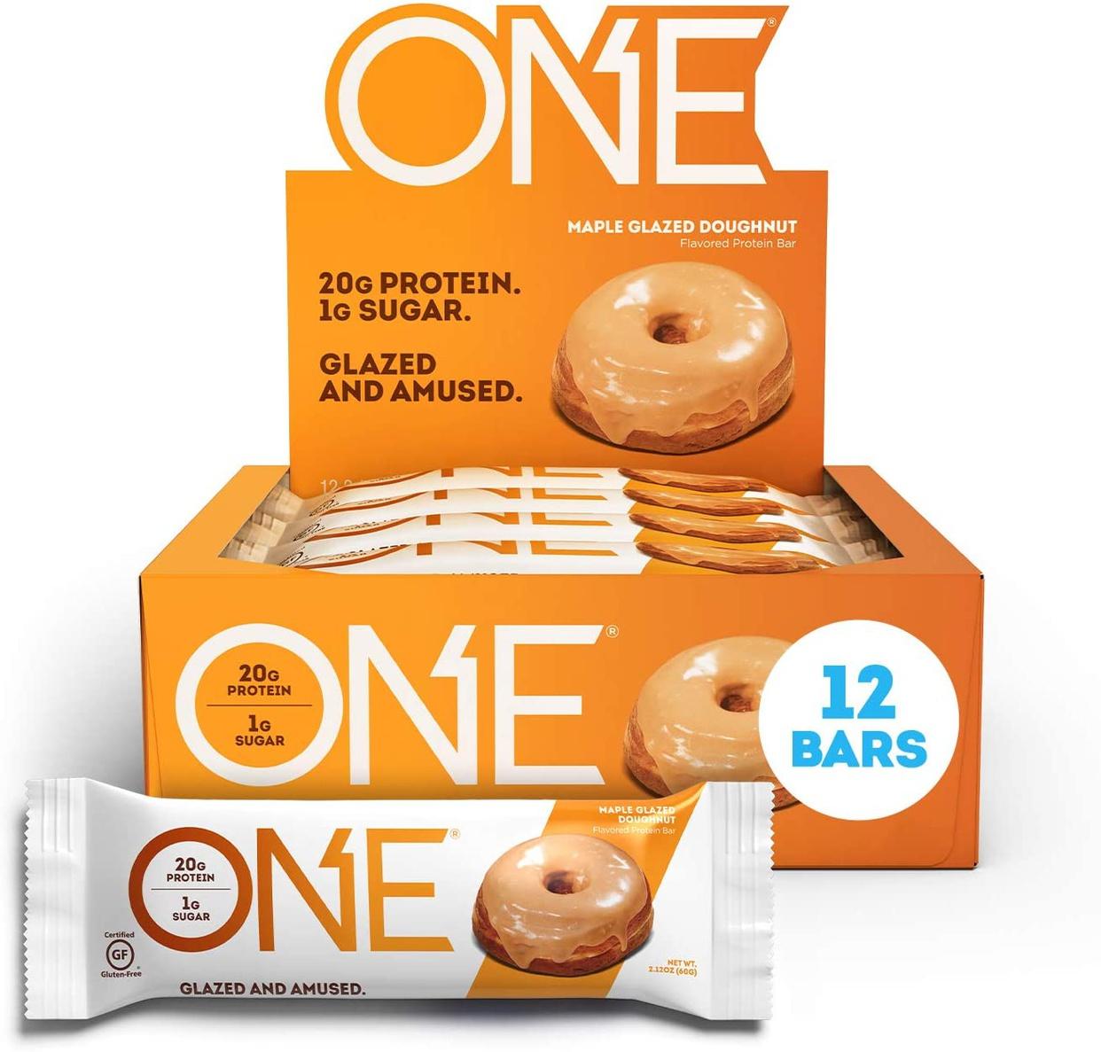 One Brands(ワンブランド) Oneプロテインバーの商品画像