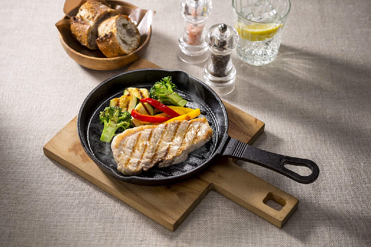 イシガキ産業 スキレット グリルパン 18cmの商品画像9