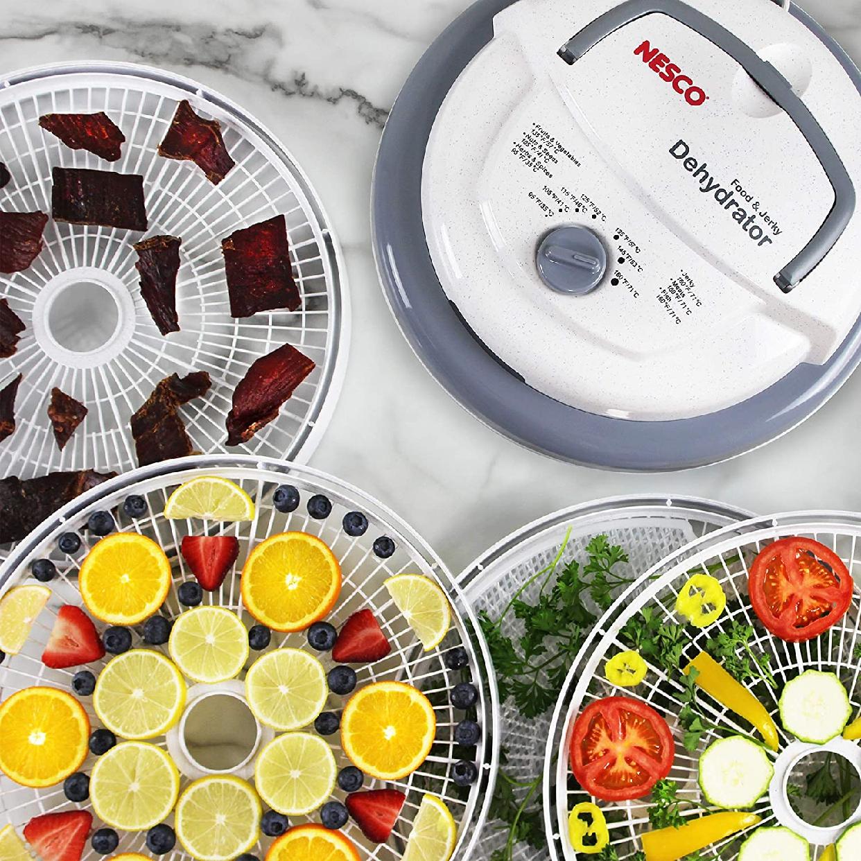 Nesco(ネスコ)スナックマスター 食品乾燥機 FD-75A【並行輸入】の商品画像9
