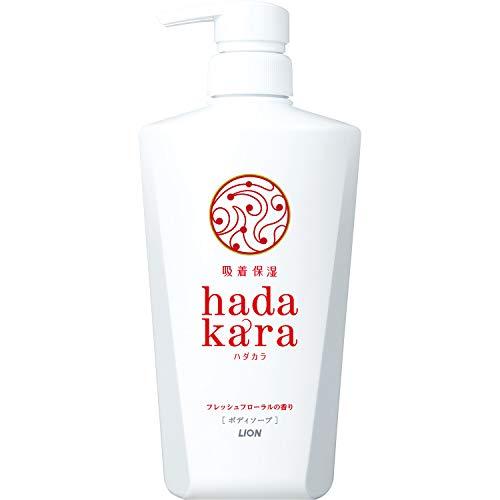 hadakara(ハダカラ)ボディソープの商品画像1