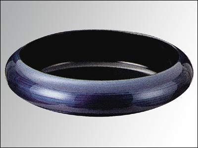 越前漆器さじべえ 7寸寿冠寿司桶 エメラルドの商品画像