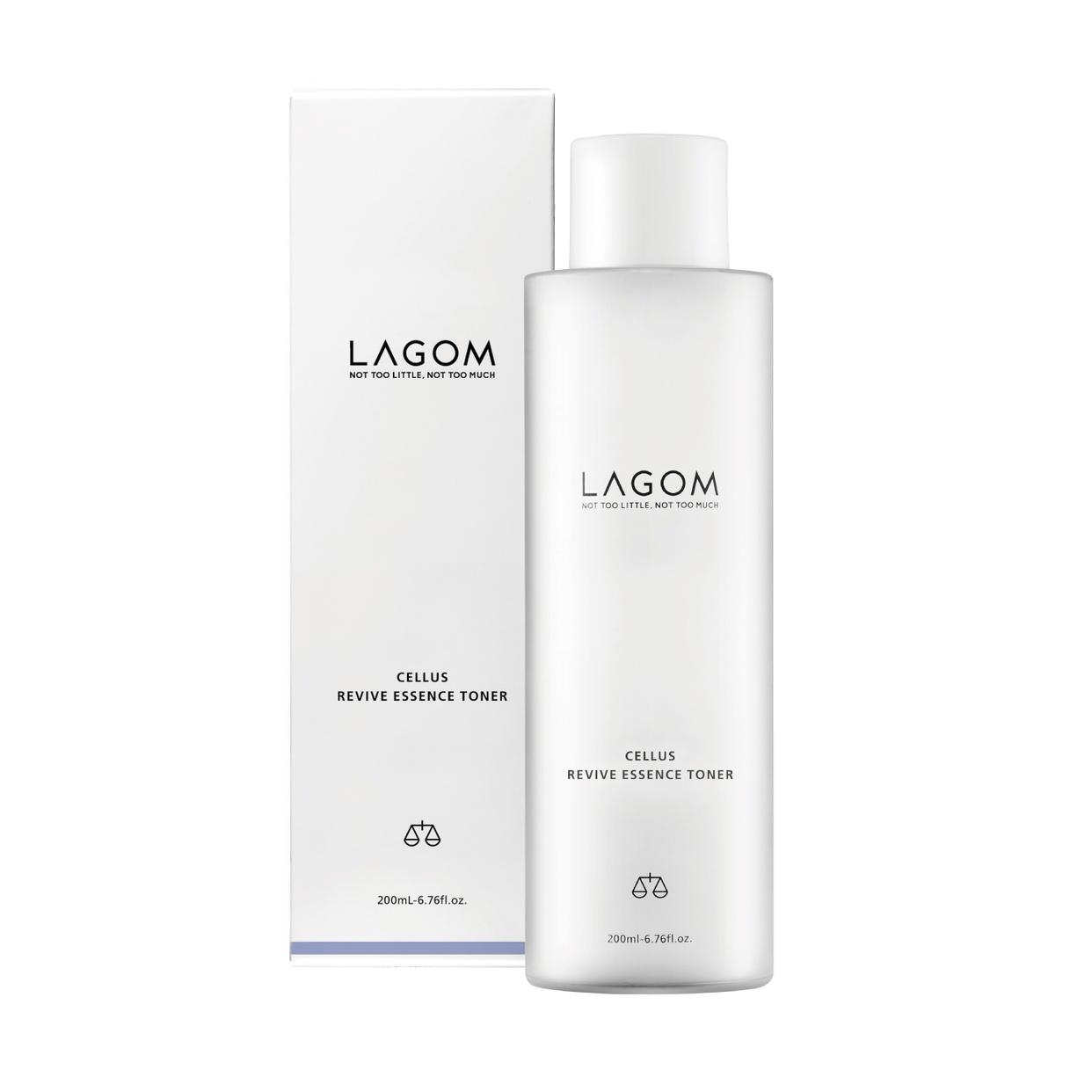 LAGOM(ラゴム) エッセンス トナー