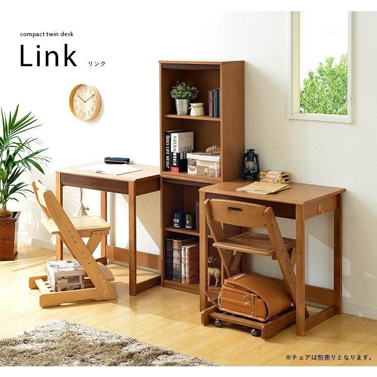 スマート・アイ コンパクトツインデスク Linkの商品画像6