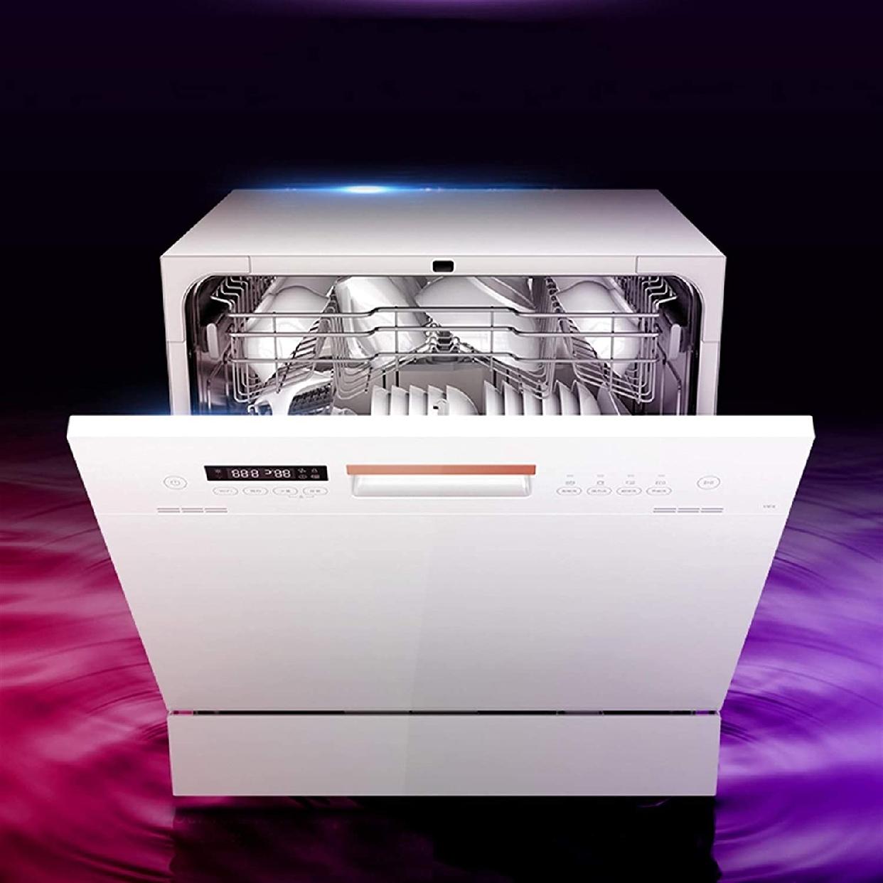 グオダシタンセン ビルトイン食器洗い乾燥機 ホワイトの商品画像6