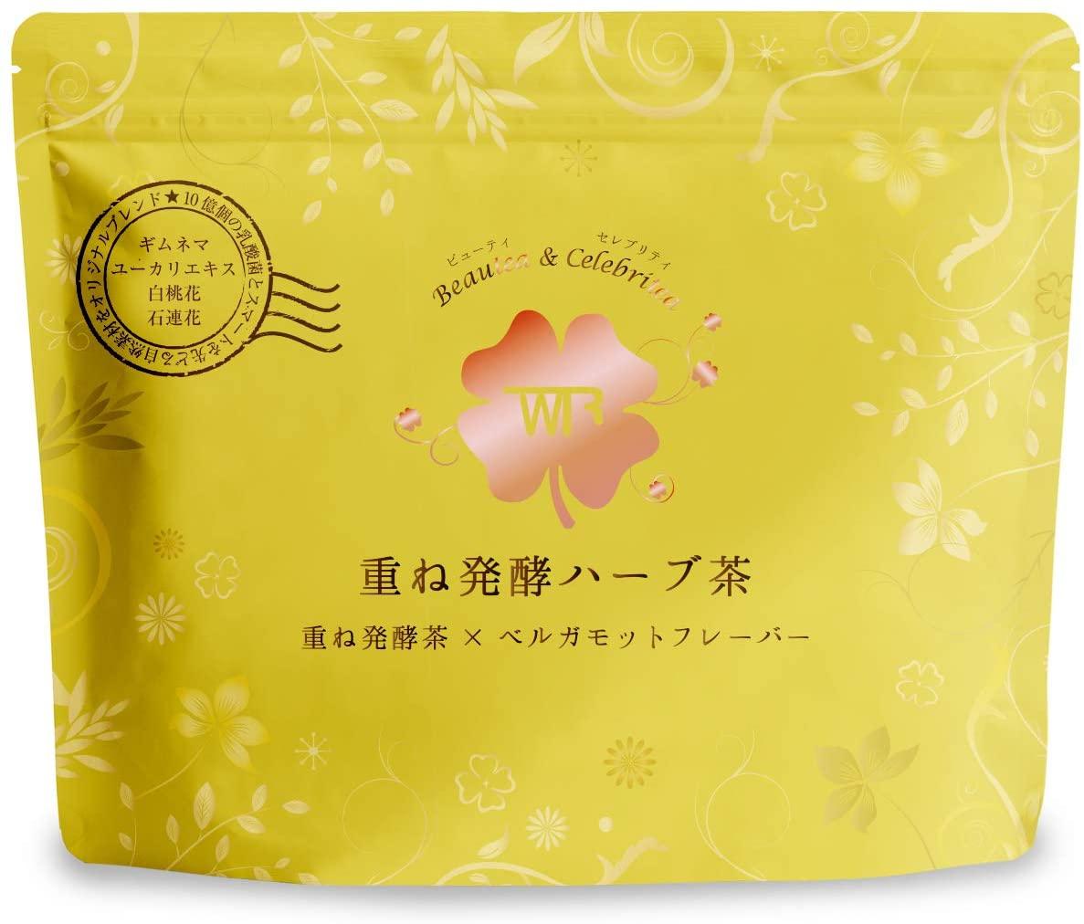 RUBAN BLANC(リュバンブラン) 重ね発酵ハーブ茶