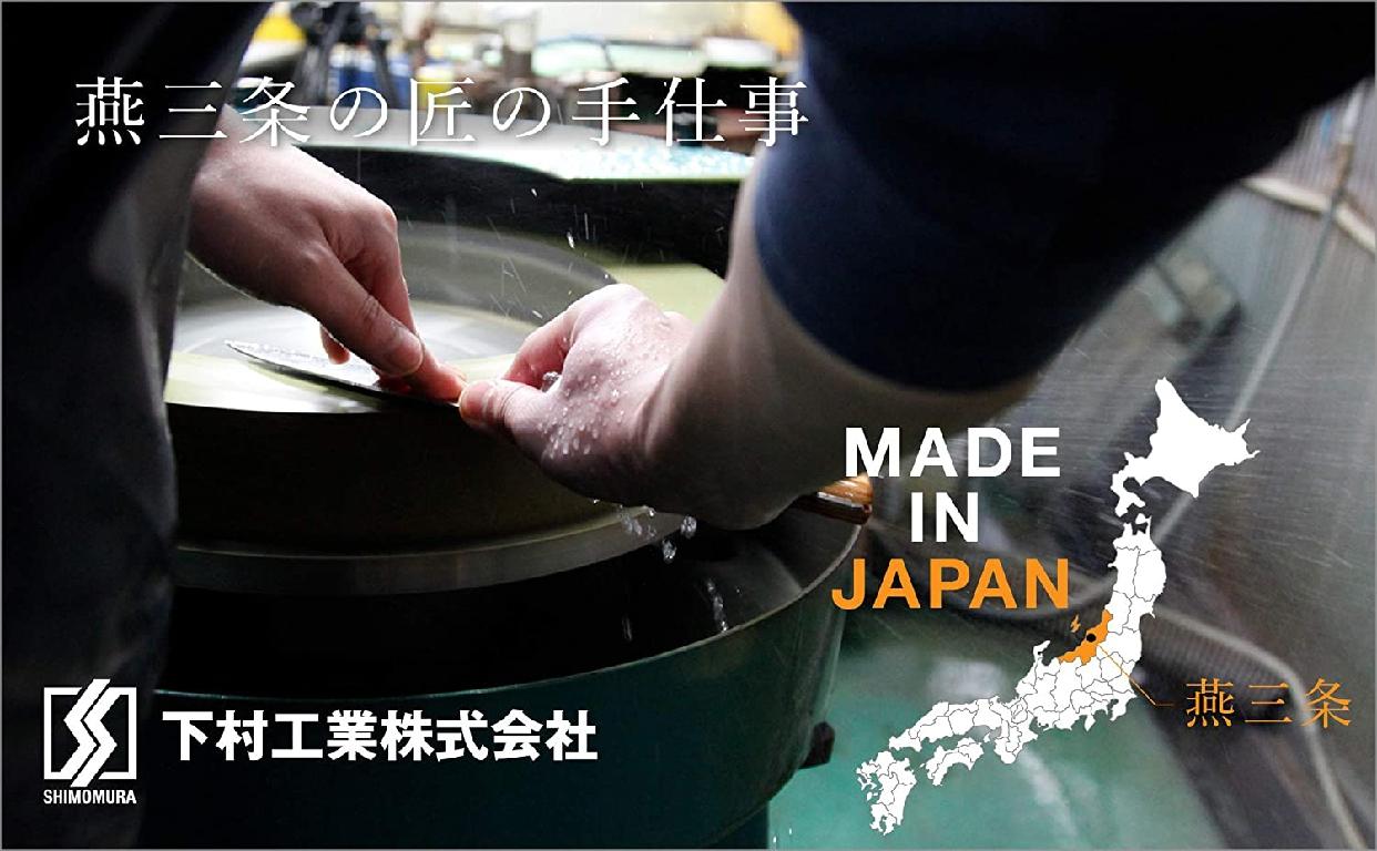 華中軒(カチュウケン) 中華包丁 180mm CUK-01の商品画像2