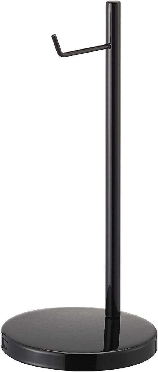 山崎実業(やまざきじつぎょう)ヘッドホンスタンド ボーテス 丸形 2292の商品画像