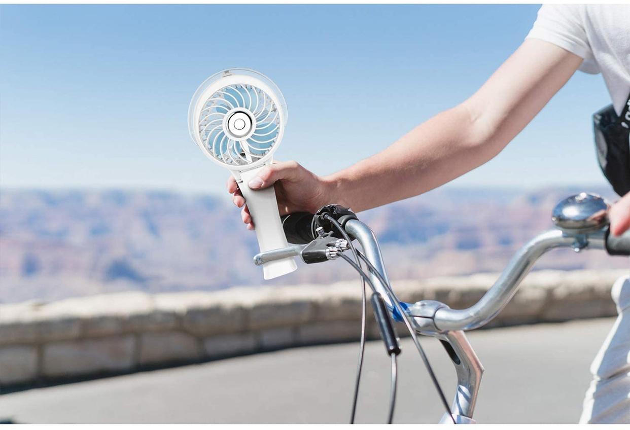 HandFan(ハンドファン) ミスト 手持ち扇風機の商品画像8