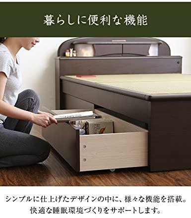 MODERN DECO(モダンデコ) 畳ベッド 緑風の商品画像8