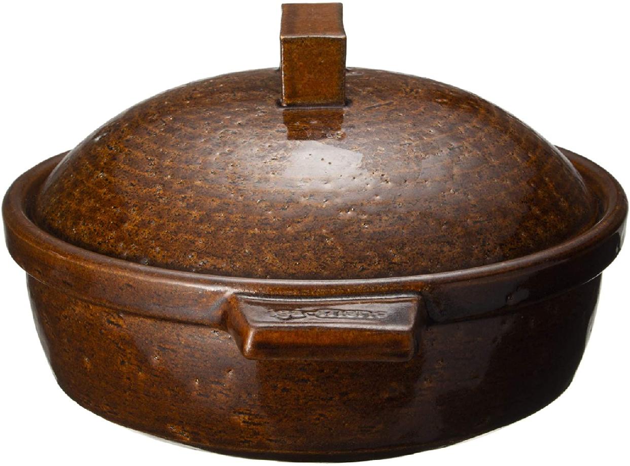 長谷園 ビストロ蒸し鍋  NCK-25の商品画像2