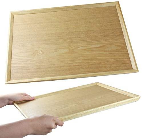 祭りのええもん(まつりのええもん)木製 羽反長角膳 45cmの商品画像2