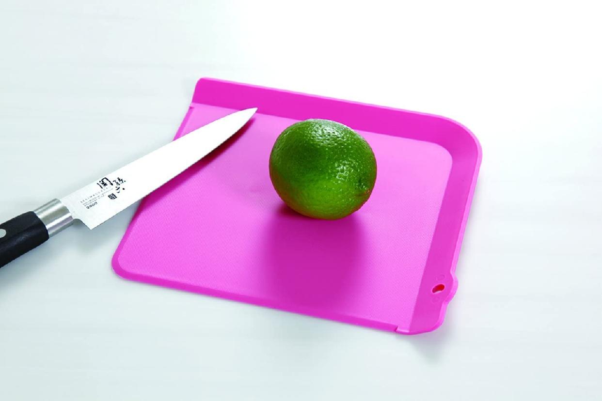 Pre-mier(プルミエ) 使い分け抗菌プチまな板3 3色セットの商品画像5