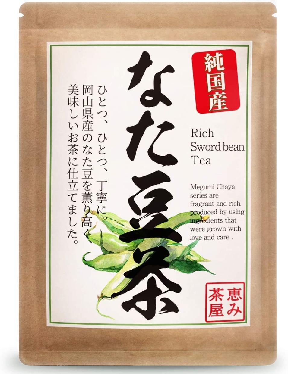 恵み茶屋 なた豆茶の商品画像