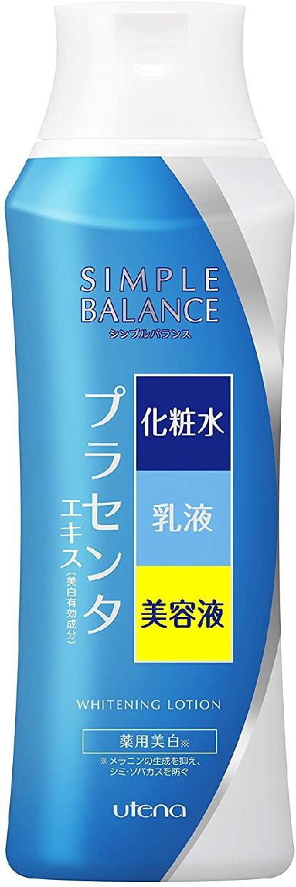 SIMPLE BALANCE(シンプルバランス)薬用美白ローションの商品画像6